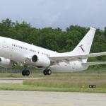 Boeing Business Jets комфортно в Китае